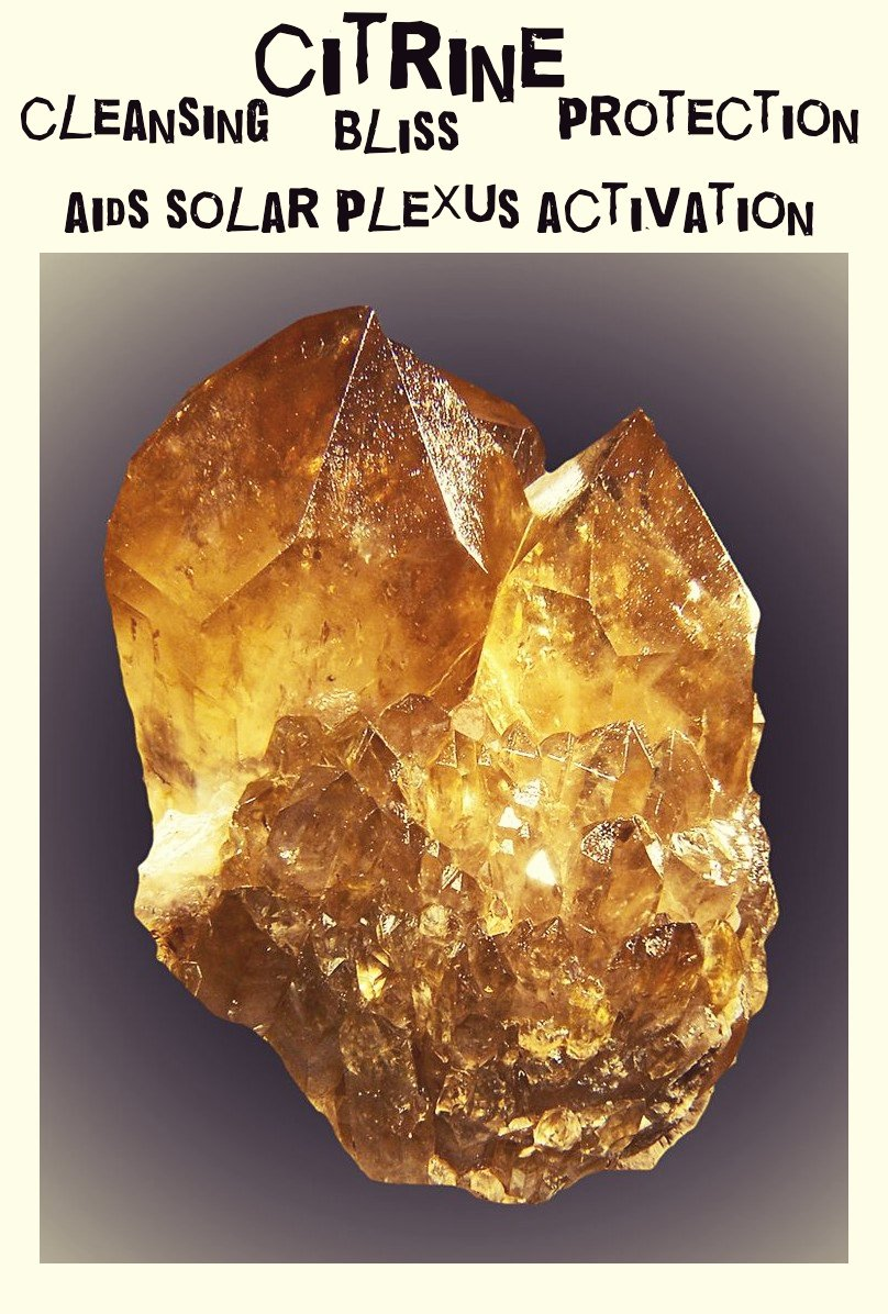 Solar Plexus Activation Symptoms & Citrine – awakening5dhealing