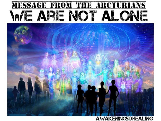 Message from the Arcturian Council of Twelve